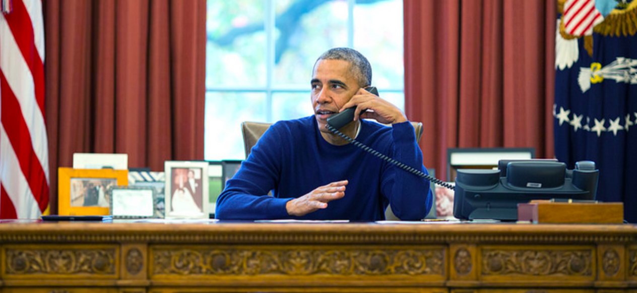 Obama And Carter Called Service Members To Wish Them A Happy Thanksgiving Featured