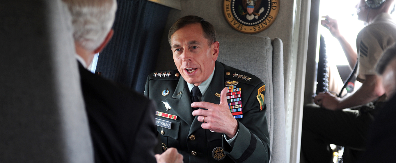 Petraeus Says He Will Accept A Trump Administration Position If Offered Featured