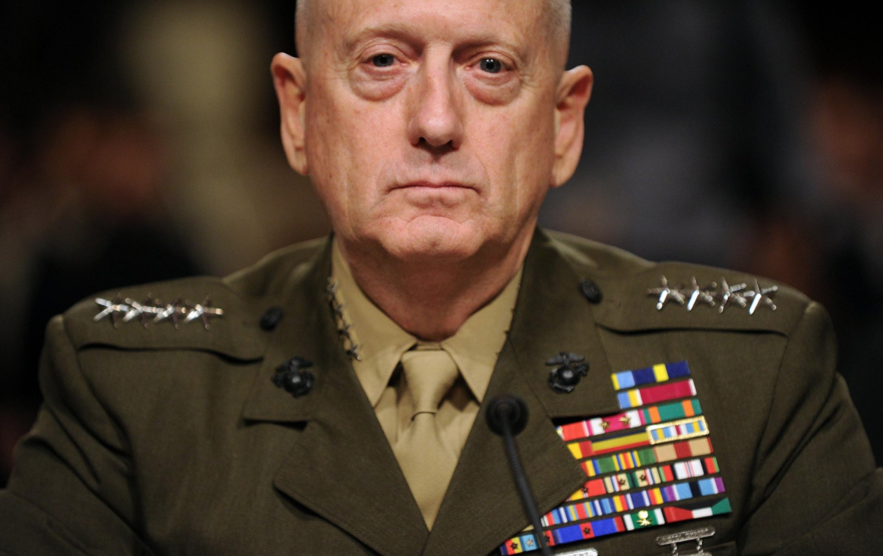 "BREAKING [UPDATED]: IT'S OFFICIAL: Trump Nominates Gen. James ""Mad Dog"" Mattis To Be Secretary Of Defense Featured"