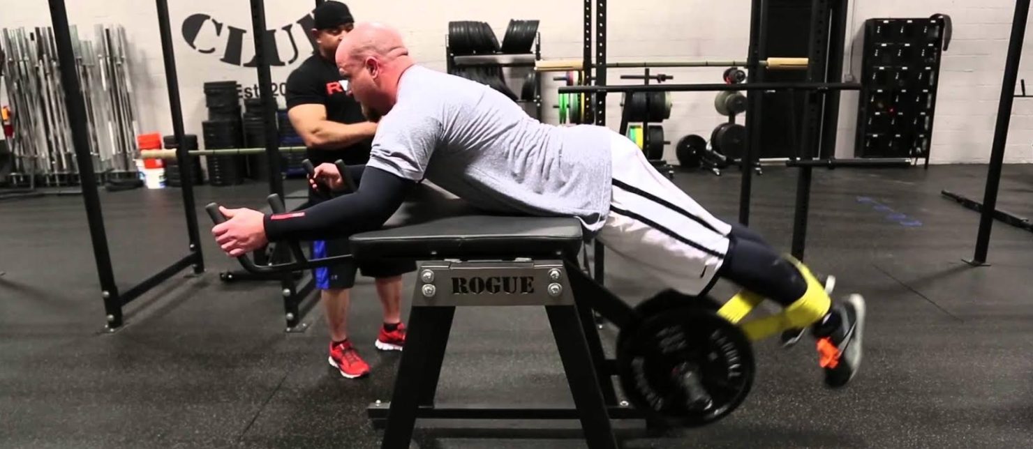Reverse Hyperextensions; The Best Exercise You Aren't Doing Featured