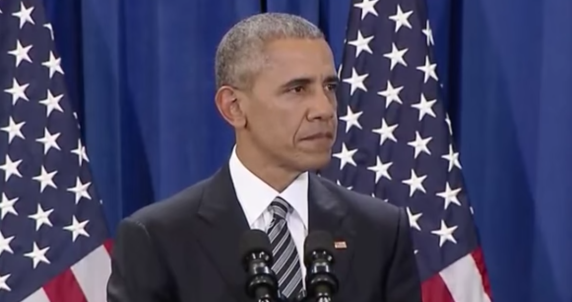 Troops Barely Clap For Obama During His Final National Security Speech Featured