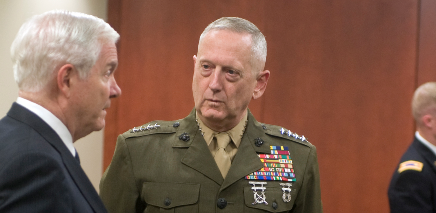 Op-ed: General James N. Mattis – A Marine for the History Books Featured