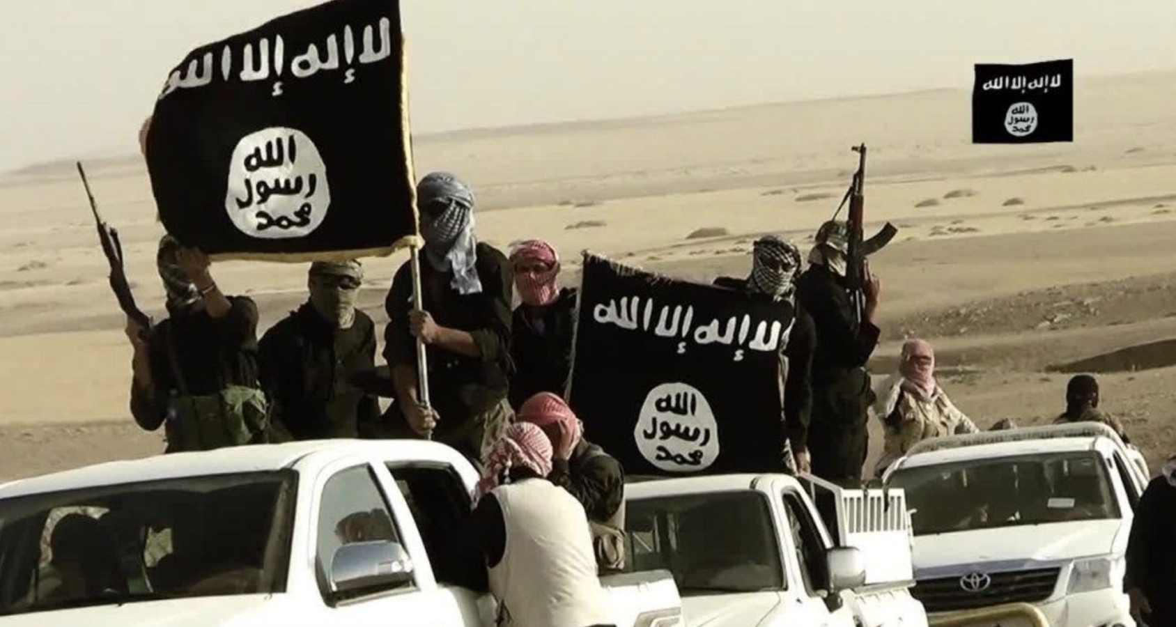 50,000 ISIS Fighters Killed Over The Past Two Years, U.S. Military Official Says Featured