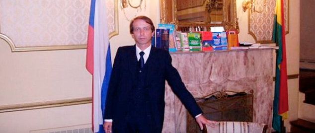 A Second Russian Diplomat Found Dead – Shot In The Head Featured