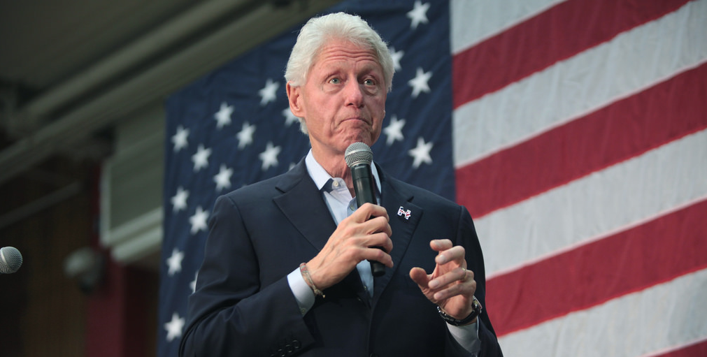 "Bill Clinton Blames James Comey, Trump & ""Angry White Men"" For Hillary's Loss Featured"