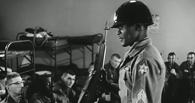 (VIDEO) Check Out This Throwback Army Boot Camp Video From 1963 Featured