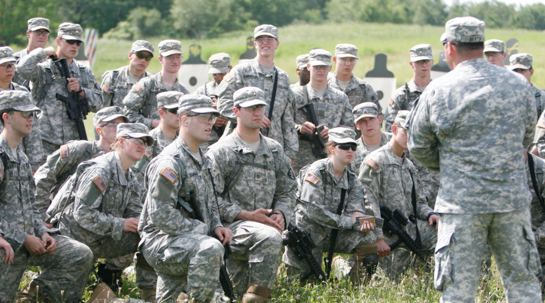 (VIDEO) Watch What Training Looks Like For Cadets At West Point Featured