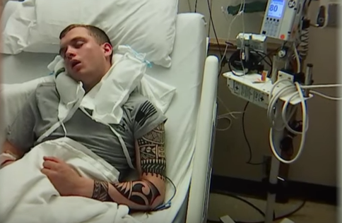 U.S. Soldier Severely Beaten By 10+ Men For Wearing Army Jacket Featured