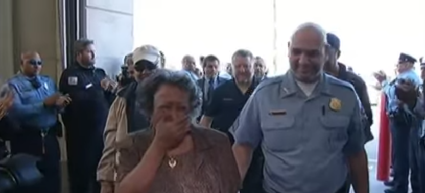 Mother Of Fallen Officer Gets Big Surprise From D.C. Police After Years Of Her Support Featured