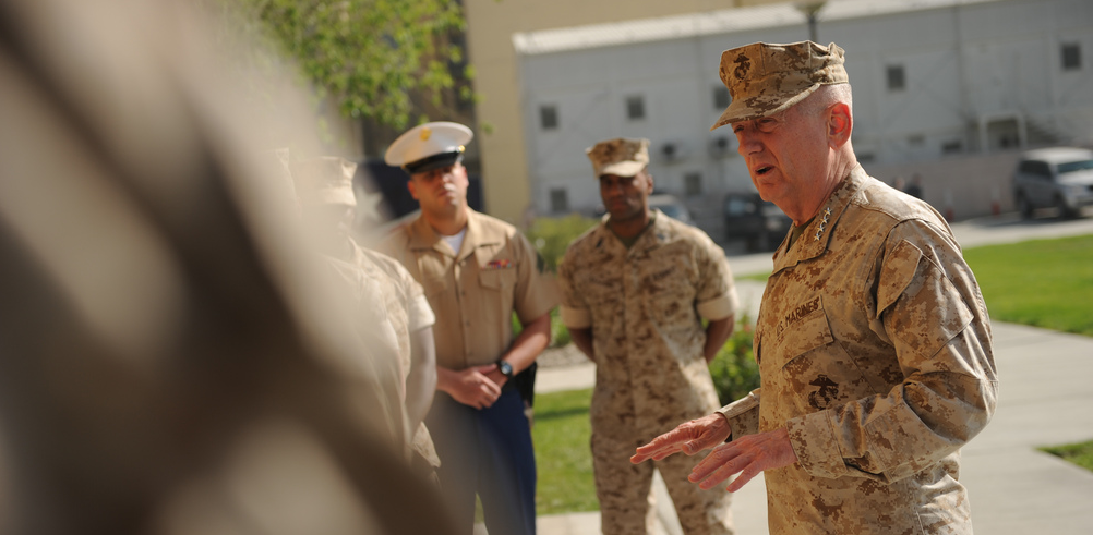 Defense Experts Back Gen. James Mattis For SECDEF – Urge Congress To Pass Waiver Featured