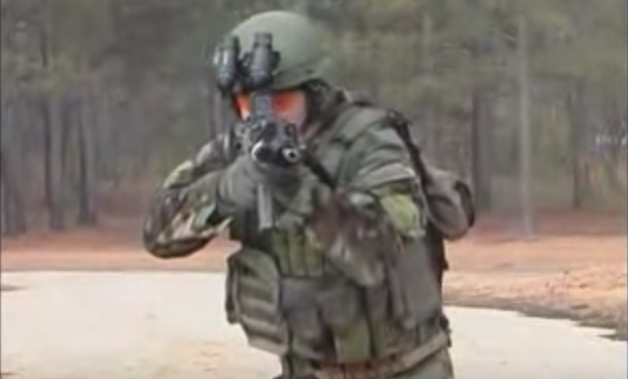 Watch Delta Forces In A Rare & Action-Packed Training Video Featured