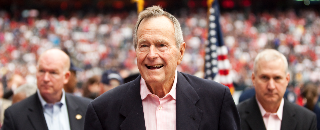 BREAKING: George H.W. Bush In Intensive Care, Barbara Bush Also Hospitalized Featured