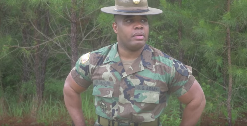 "(VIDEO) Hilarious reminder that Drill Sergeants will ""smoke"" you for anything Featured"