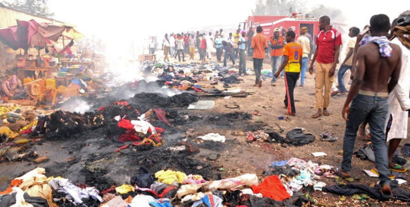 Nigeria: Babies Are Being Used To Carry Out Suicide Bombings Featured