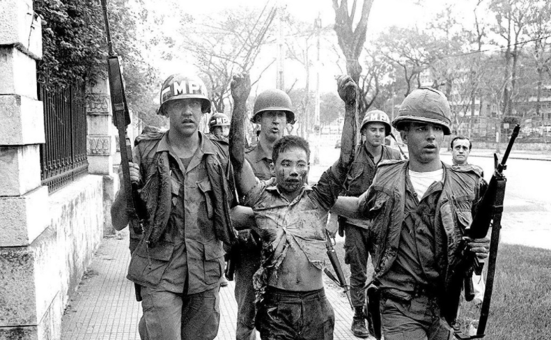 vietnam the tet offensive essay
