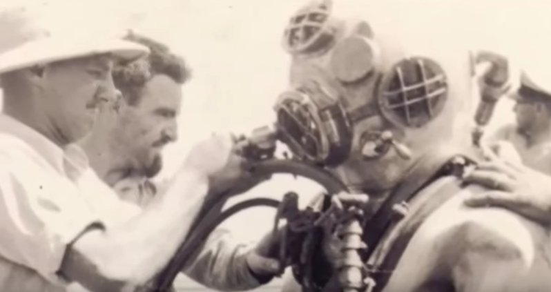 Oldest Pearl Harbor Navy Salvage Diver Dies At 103 Featured