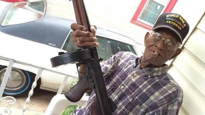 More Than $120G Is Raised For America's Oldest Veteran To Pay For Home Care Featured