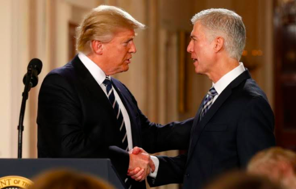 Op-Ed: Trump Has Given The Left Plenty Of Things To Worry About – Neil Gorsuch Isn't One Of Them Featured