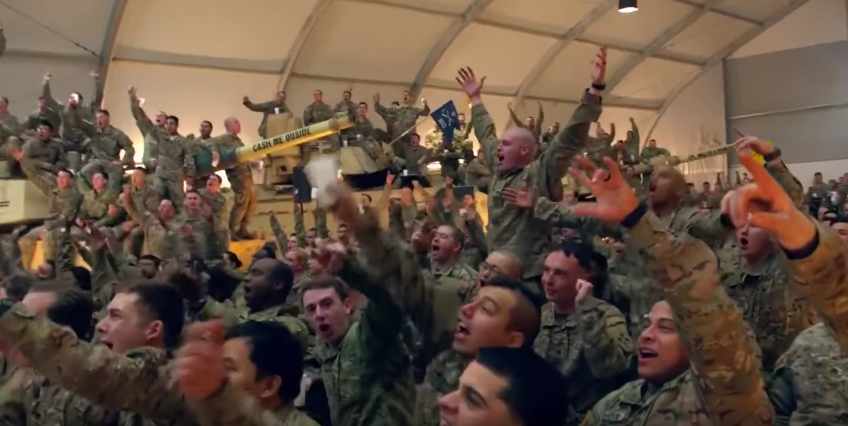 Check Out The Super Bowl Commercial That Starred U.S. Troops In Poland Featured