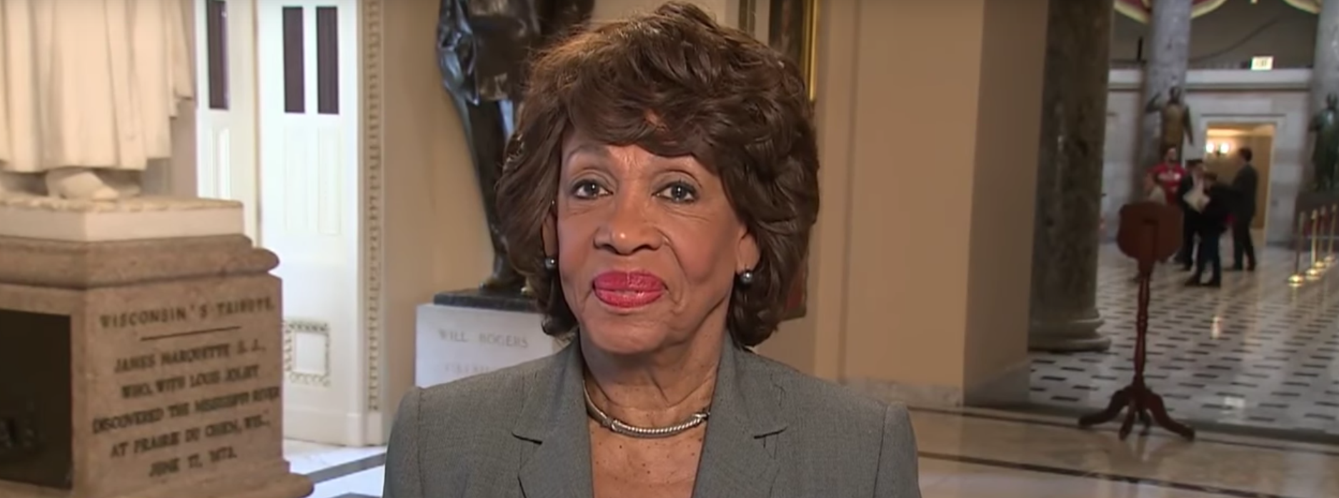 CA Congresswoman Maxine Waters Says Putin Is Currently Invading Korea Featured