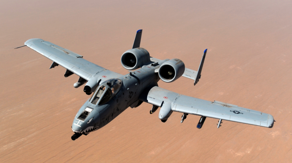 """Air Force Says A-10 """"Warthog"""" Won't Be Retired Until At Least 2021 Featured"""