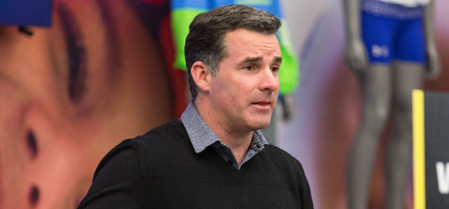 "Under Armour CEO Receives Backlash For Saying Trump Is ""A Real Asset For The Country"" Featured"