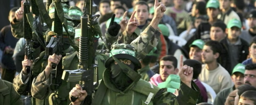 Top Hamas Militants Defecting To Join ISIS In Egypt Featured