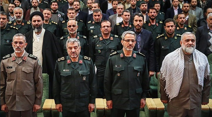 Trump Admin Considers Designating Iran's Revolutionary Guard A Terrorist Group Featured
