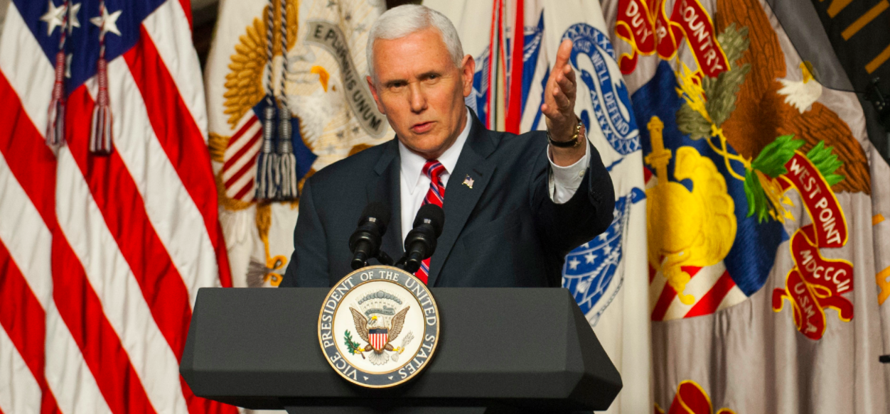 VP Mike Pence Grants Amnesty To Cadets After Speech At West Point Featured