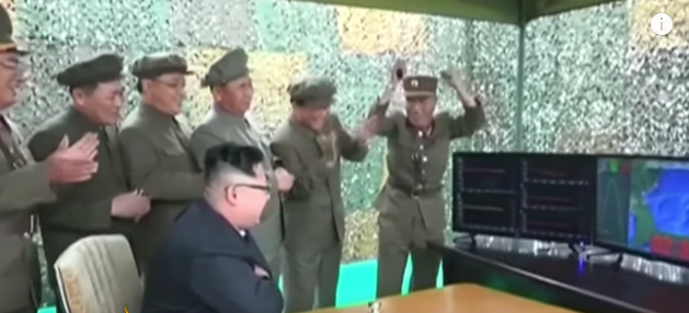 North Korea Test-Fires Ballistic Missile In Defiance Of International Community Featured