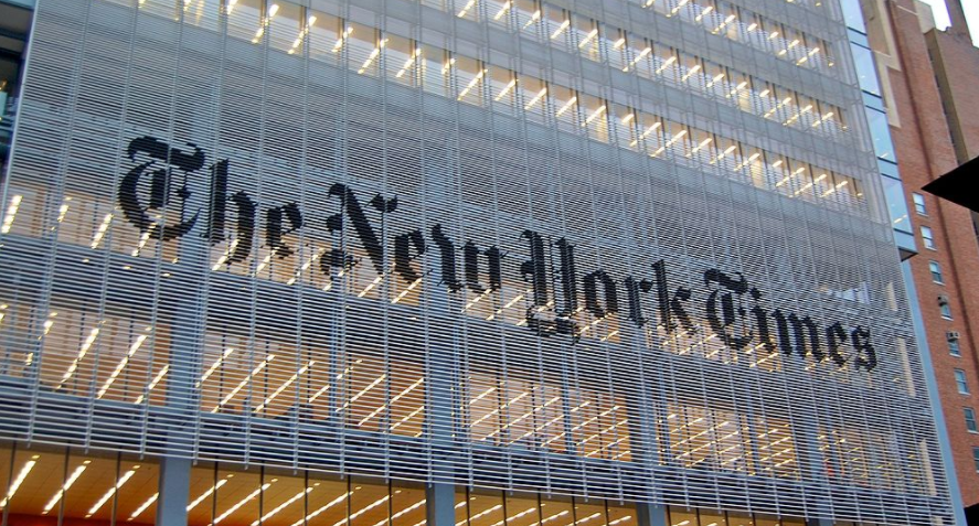 New York Times Fooled By Fake Flynn Twitter Account Featured
