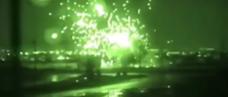 Check Out Some Of The Most Intense Nighttime Firefights During The Iraq War Featured