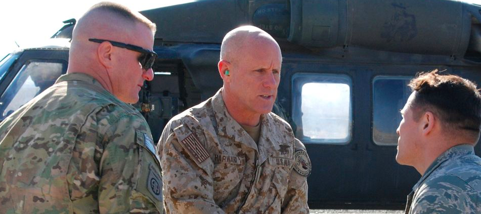 Fmr. Navy SEAL Bob Harward Turns Down Nat'l Security Advisor Role Featured