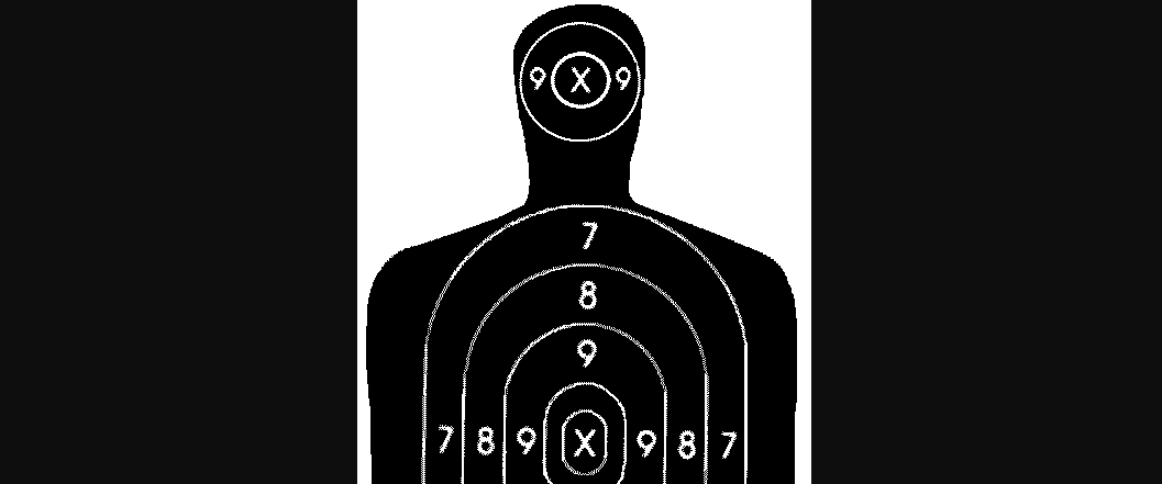"""""""No More Black Targets"""" Campaign Launched To Eliminate Black Silhouette Targets At Shooting Ranges Featured"""