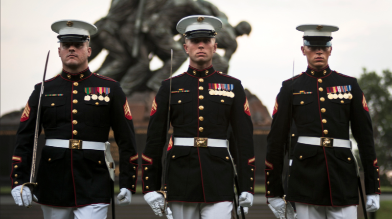"""The Marines Are Putting """"The Few, The Proud"""" Recruiting Slogan On Hold Featured"""