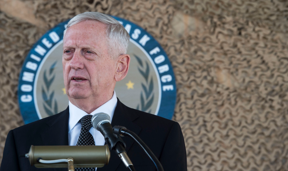 """Mattis: """"We're Not In Iraq To Seize Anybody's Oil"""" & """"We'll Be In This Fight For A While"""" Featured"""