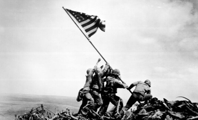 This Day In History: The American Flag Was Raised On Iwo Jima 72 Years Ago Featured