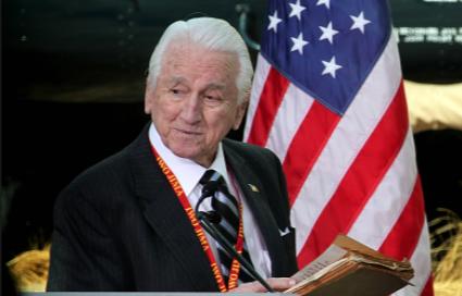 Highest Ranking Surviving World War II Vet Dies At 95 Featured