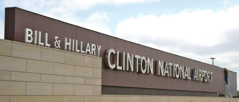 Reuters: Arkansas Senator's Bill: Remove Clinton Name From Airport – Should They? Featured