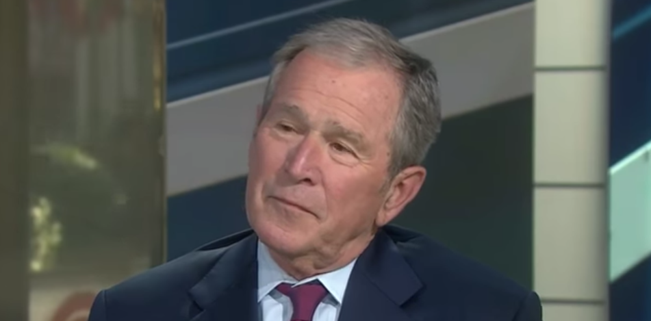 George W. Bush Speaks Out About President Trump Featured