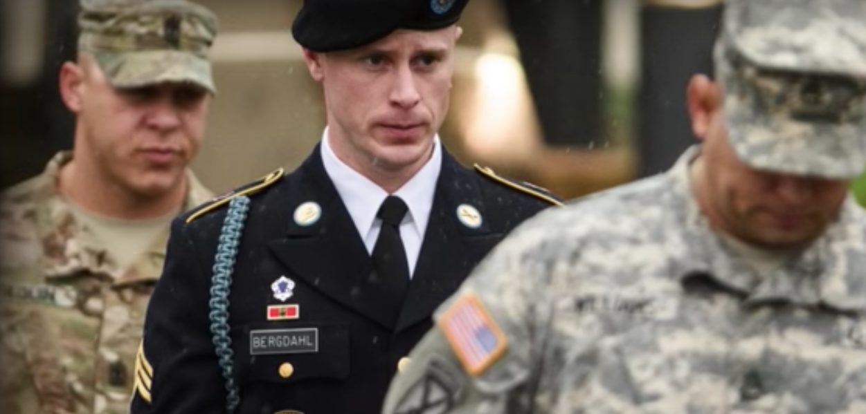 "Military Judge Won't Dismiss Bergdahl Case Amid Trump's ""Traitor"" Comments Featured"