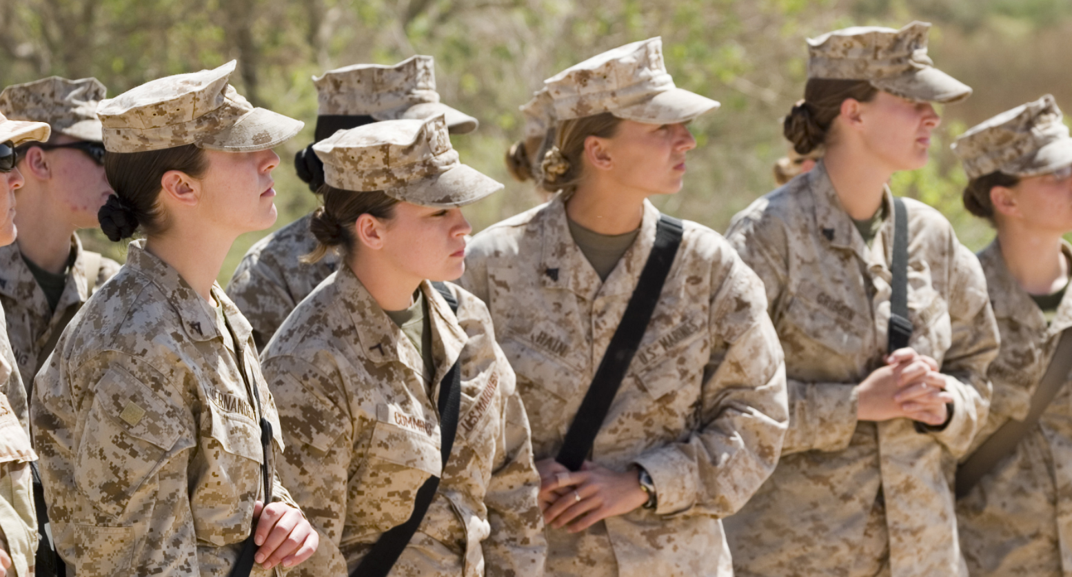"EXPLOSIVE REPORT: Marine Facebook Group Has Thousands Of Nude Female Marine Pics – ""Underground Porn Ring Of Female Marines."" Featured"