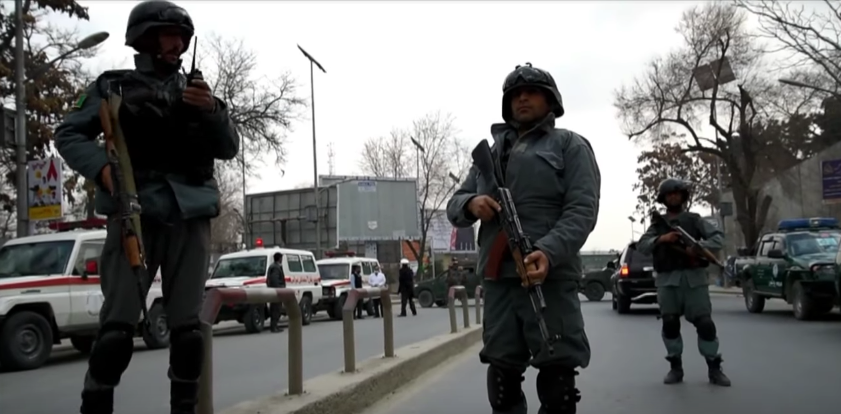 30+ Dead After Attackers Dressed As Medical Staff Storm Military Hospital In Kabul Featured