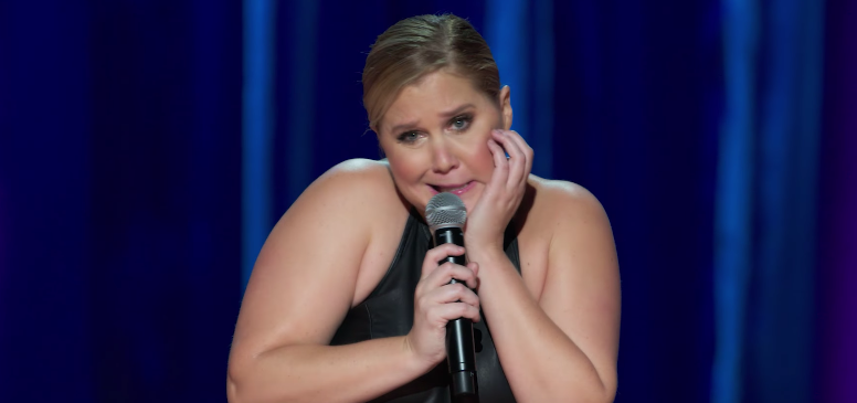 "Comedian Amy Schumer Goes After ""Gun Nuts"" In New Netflix Stand Up Special Featured"