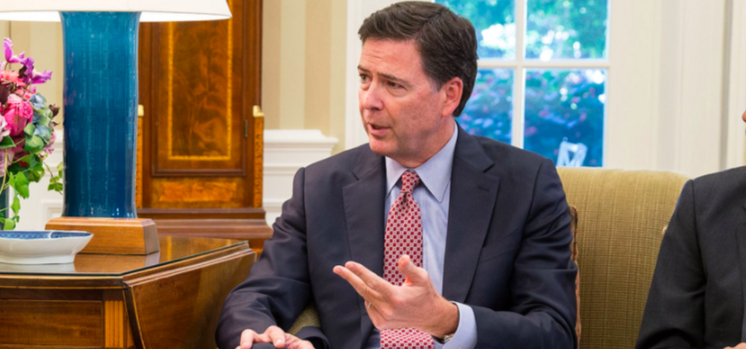 "FBI Dir. Comey: ""There Is No Such Thing As Absolute Privacy In America"" Featured"