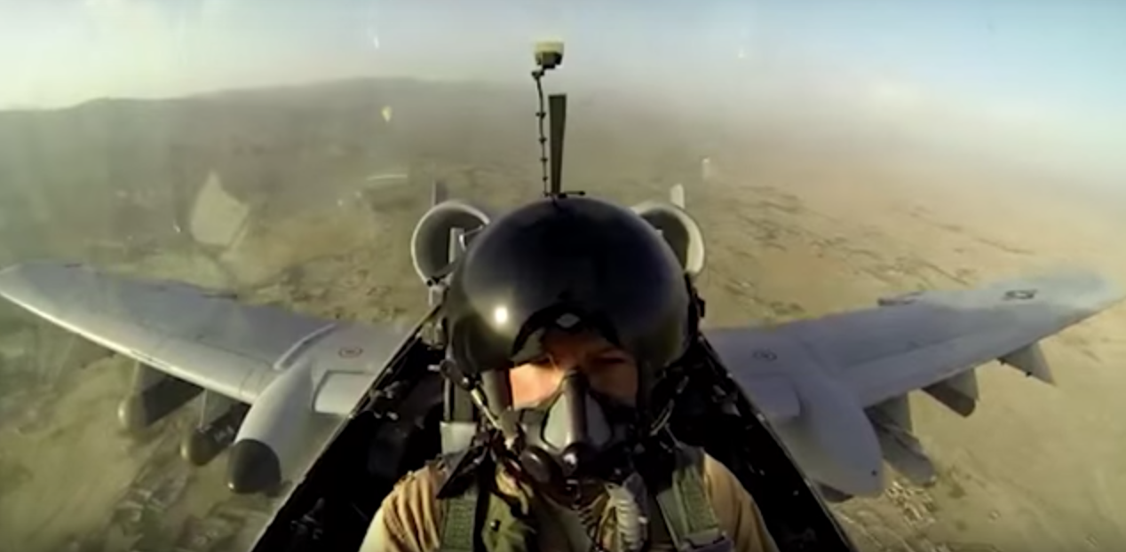 Watch As A-10 Warthogs Swoop In To Destroy ISIS Fighters Featured