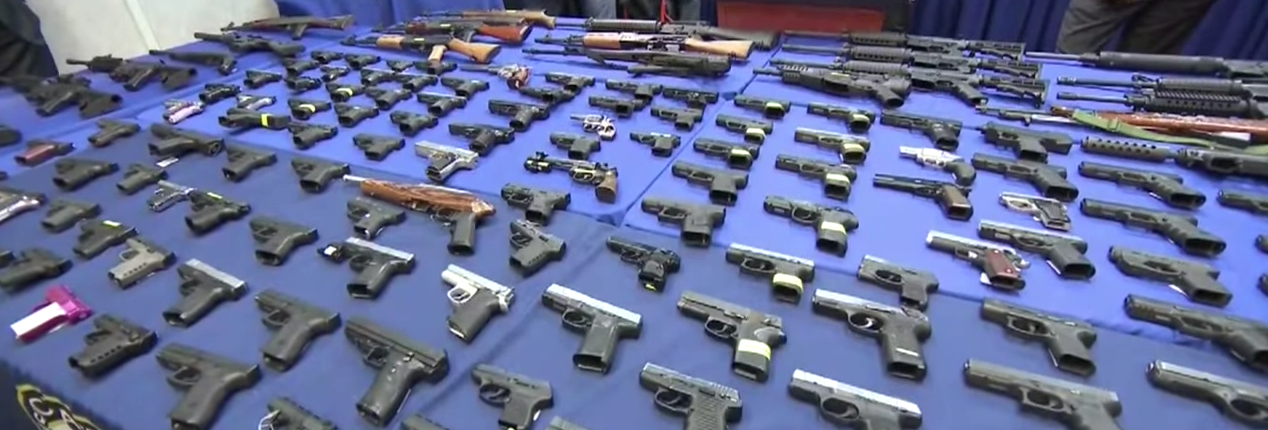 NYPD Nets 217 Guns During Largest Gun Trafficking Bust In Brooklyn's History Featured