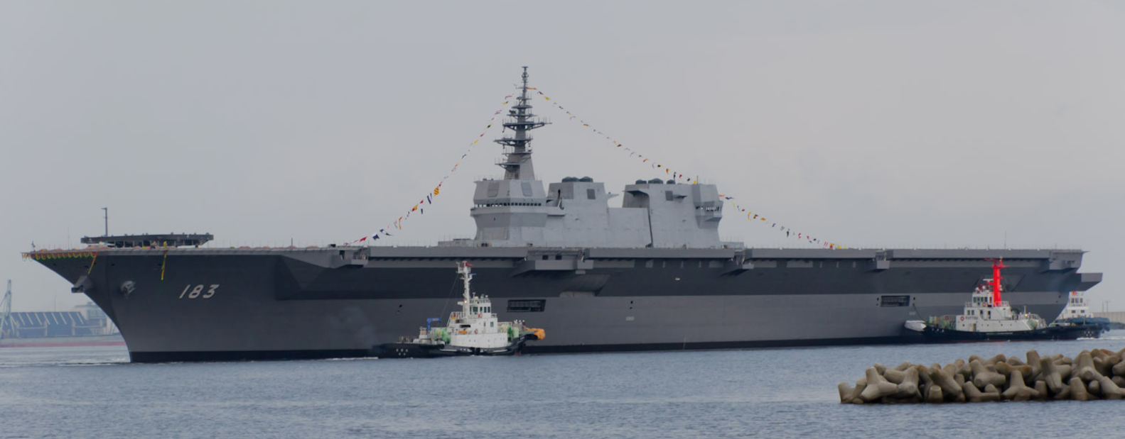 Reuters: Japan Plans To Send Its Largest Warship To South China Sea Featured