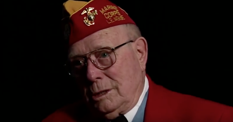 """The Story Of Medal Of Honor Recipient Hershel """"Woody"""" Williams & His Flamethrower Heroics Featured"""