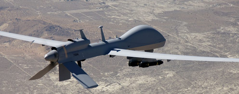 U.S. Deploying Attack Drones To South Korea To Further Counter North Korea Featured